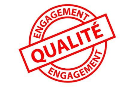 Notre démarche qualité